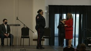 City of Waco Police Chief Swearing-In