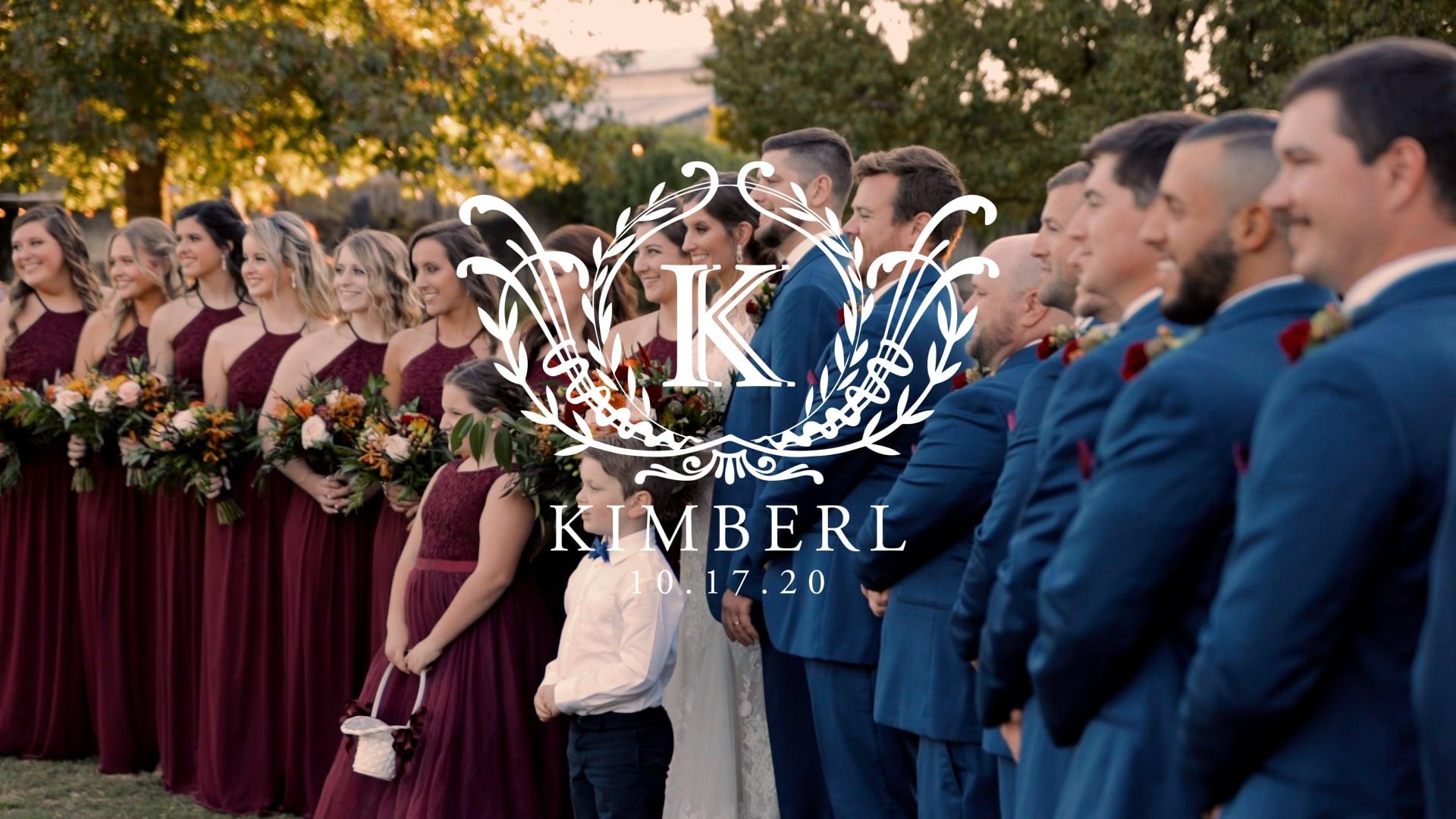 Ashley + David Kimberl Wedding Film