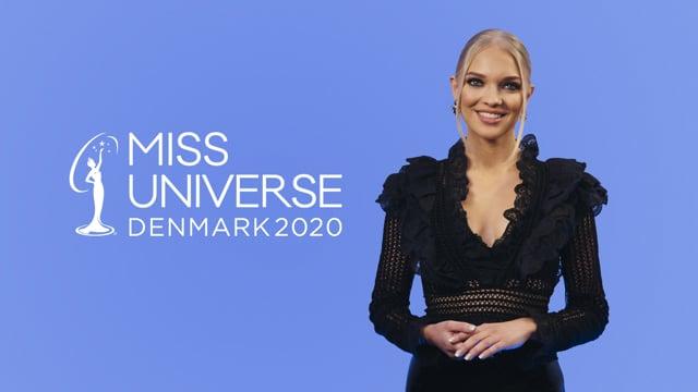 Amanda Petri - Miss Universe Denmark 2020