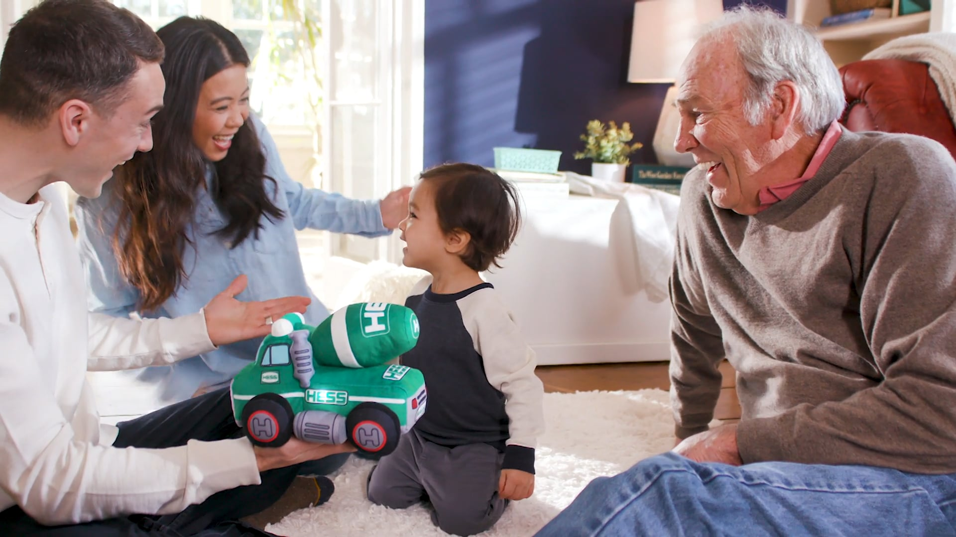 HESS TOY TRUCK 2021