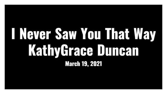 KathyGrace Duncan