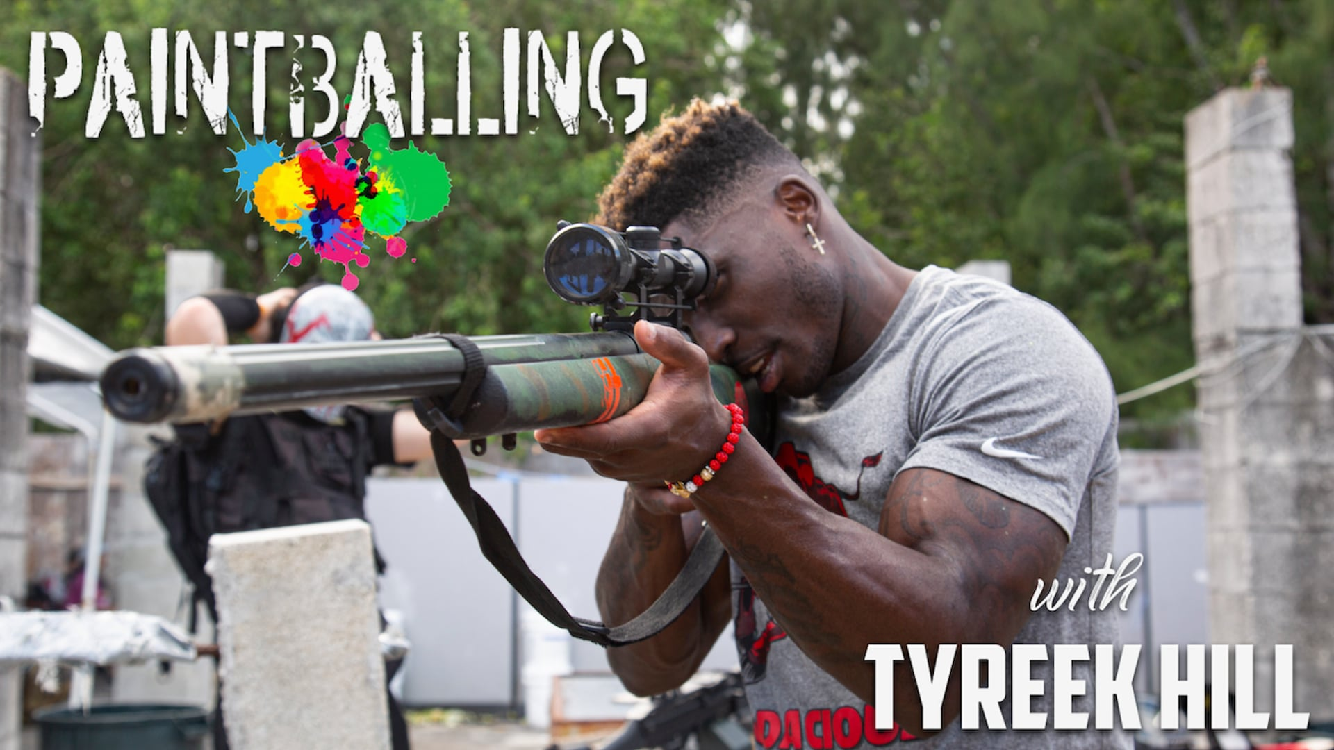 REAL LIFE CALL OF DUTY | Tyreek Hill Vlogs