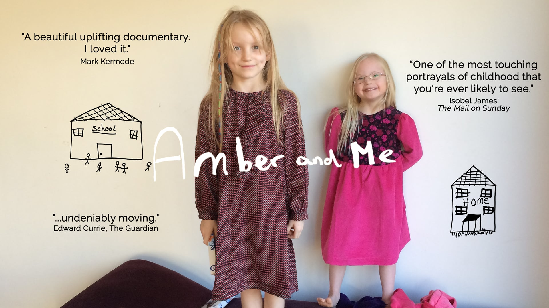 AMBER AND ME TRAILER