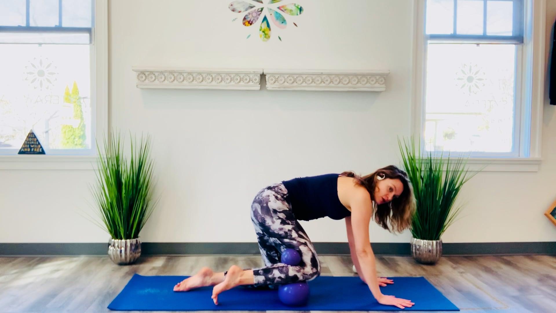 Nadi Method Feet & Legs 3-11-21 - 30 Minutes