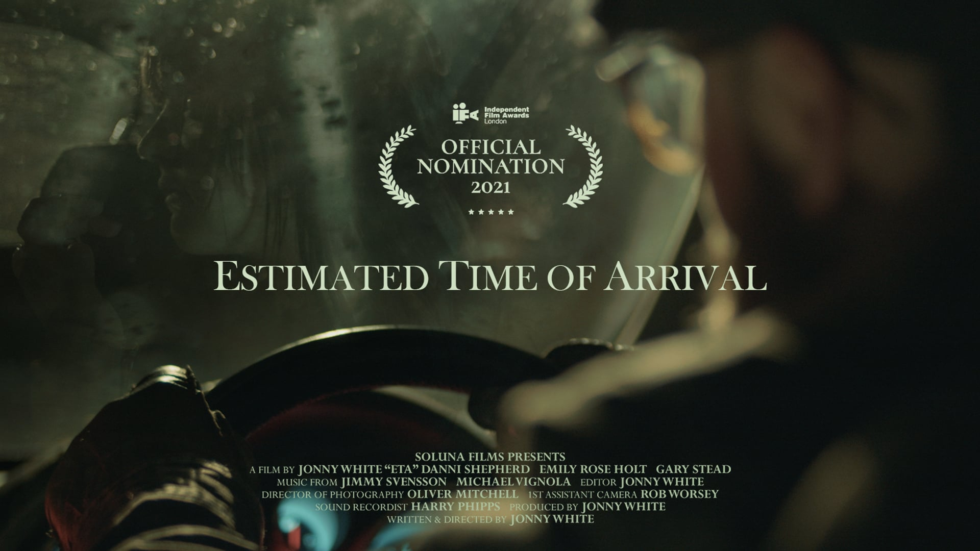 Estimated Time of Arrival