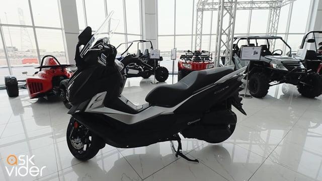 SYM CRUISYM 300 - BLACK -...