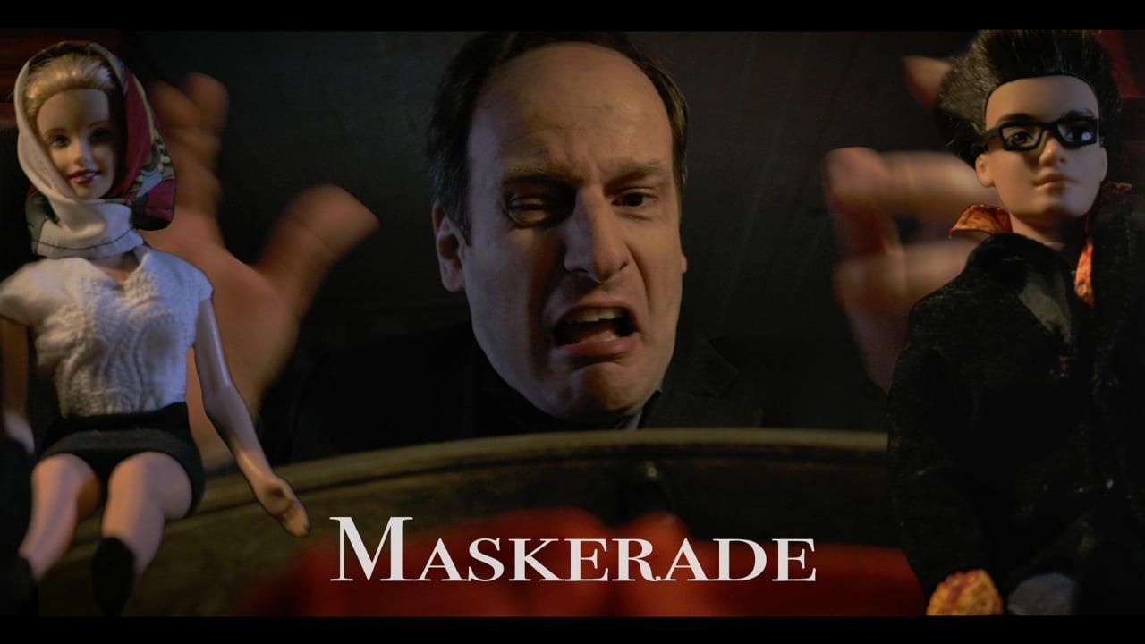 MASKERADE (2020)    Kurzfilm (Z-Cam E2-S6)