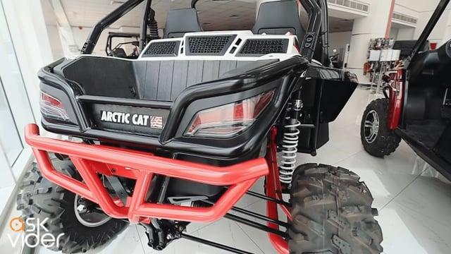 ARCTIC CAT WILD CAT X1000...