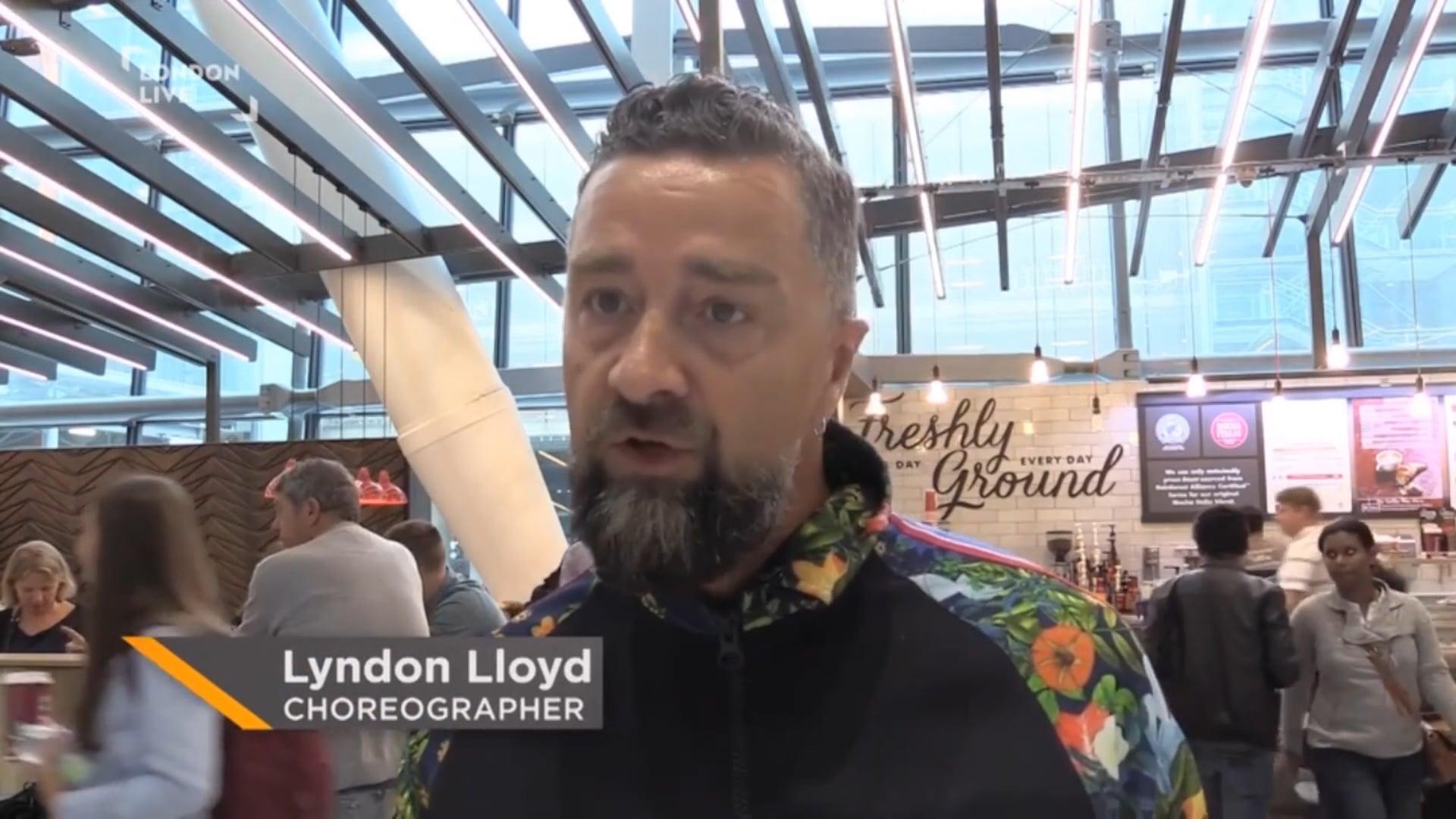 Lyndon Lloyd Interview