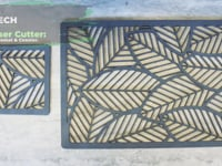 Creative Laser Cutting - CO2 Laser Cut Placemat & Coaster Set.mp4
