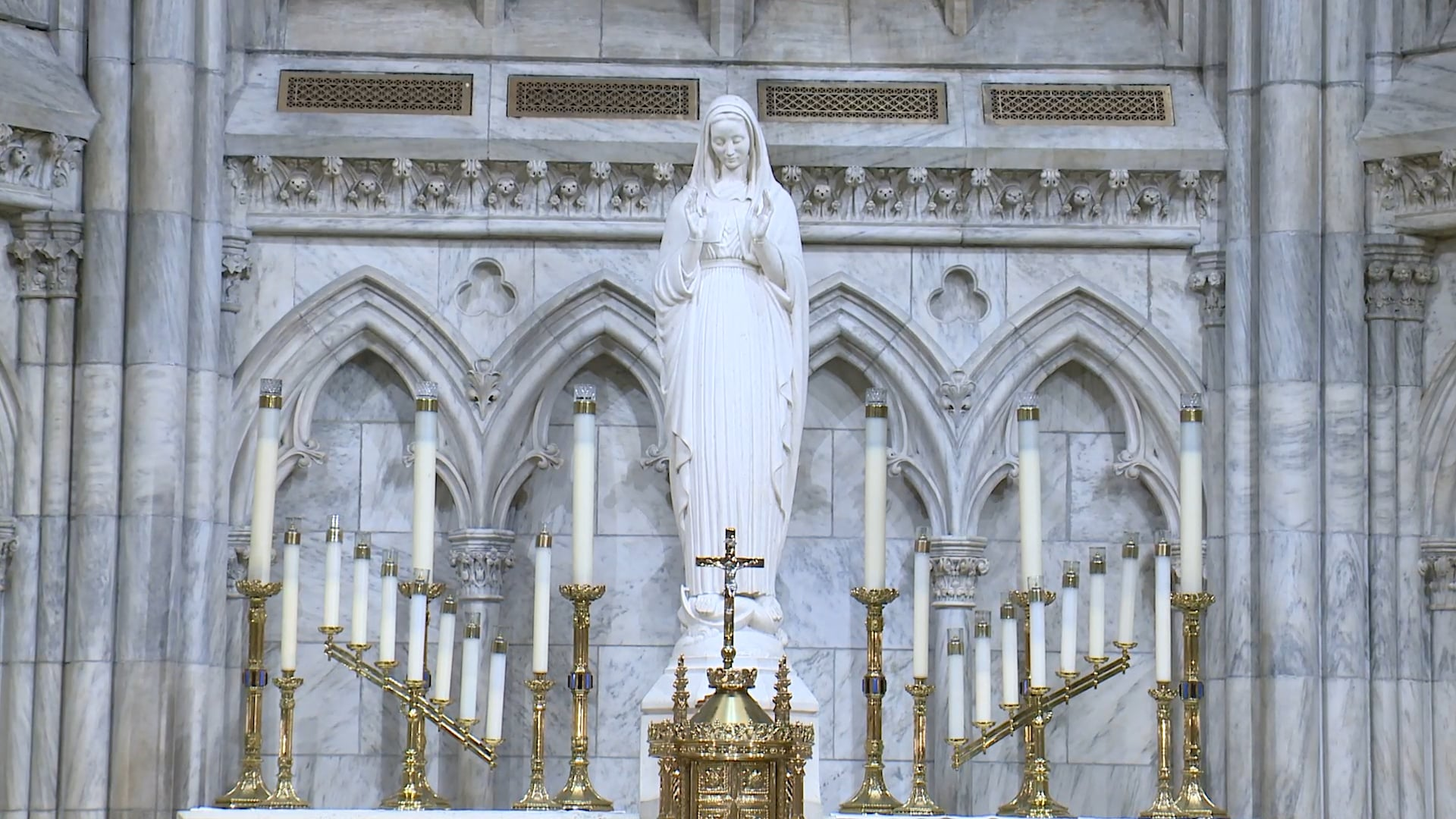 Rosary to St. Joseph led by Cardinal Timothy Dolan