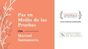 Marisol Santamaria Conferencia Equipada 2021 | SBCV
