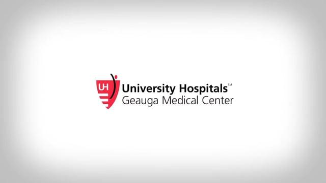 University Hospitals Geauga Medical Center- Navigating a Pandemic