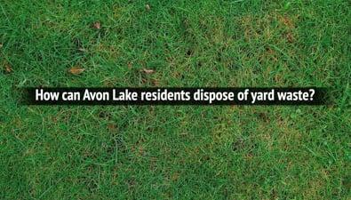 Thumbnail of video Yard Waste PSA