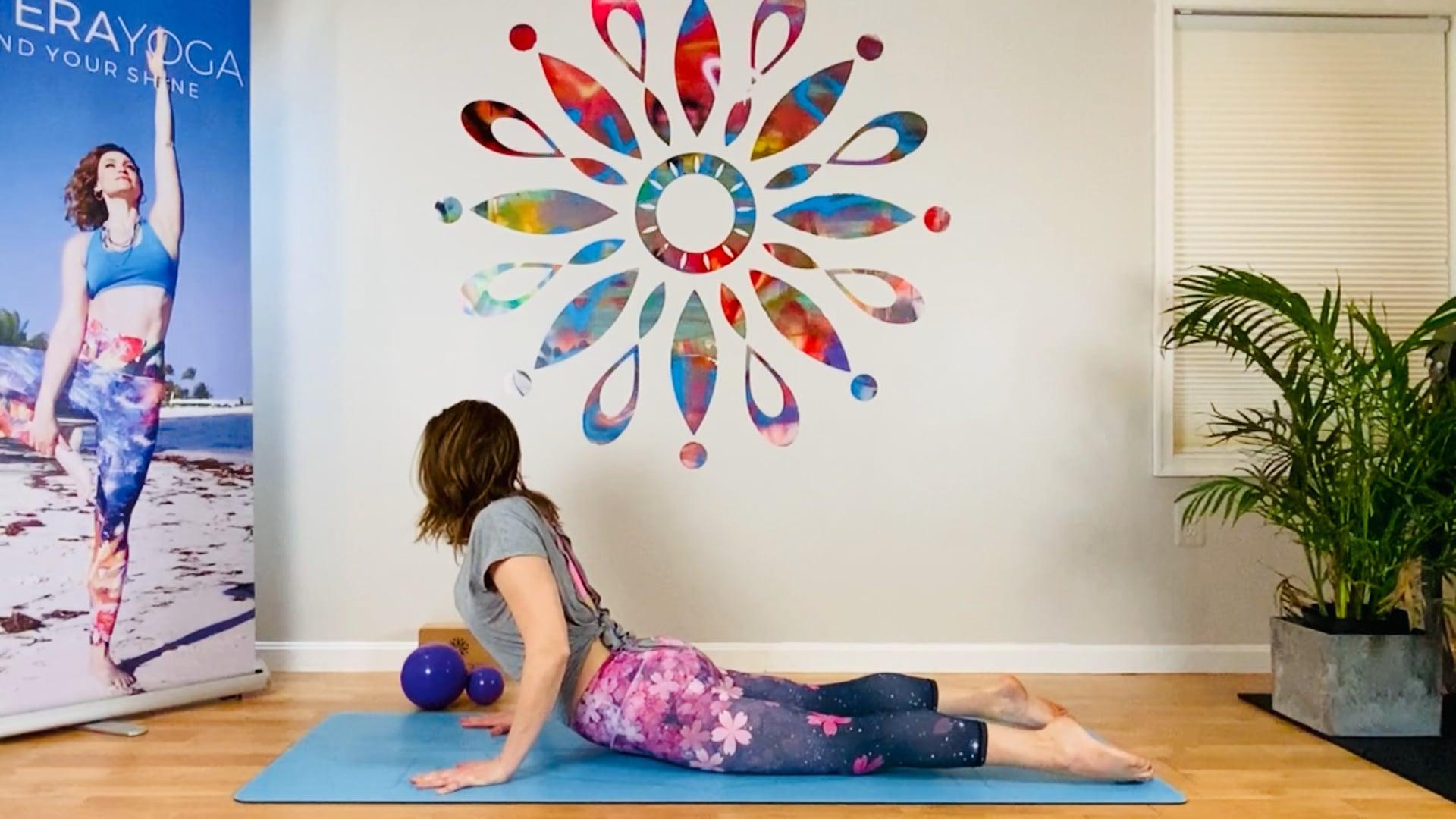 Nadi Method Flow & Massage 3-18-21 - 60 Minutes