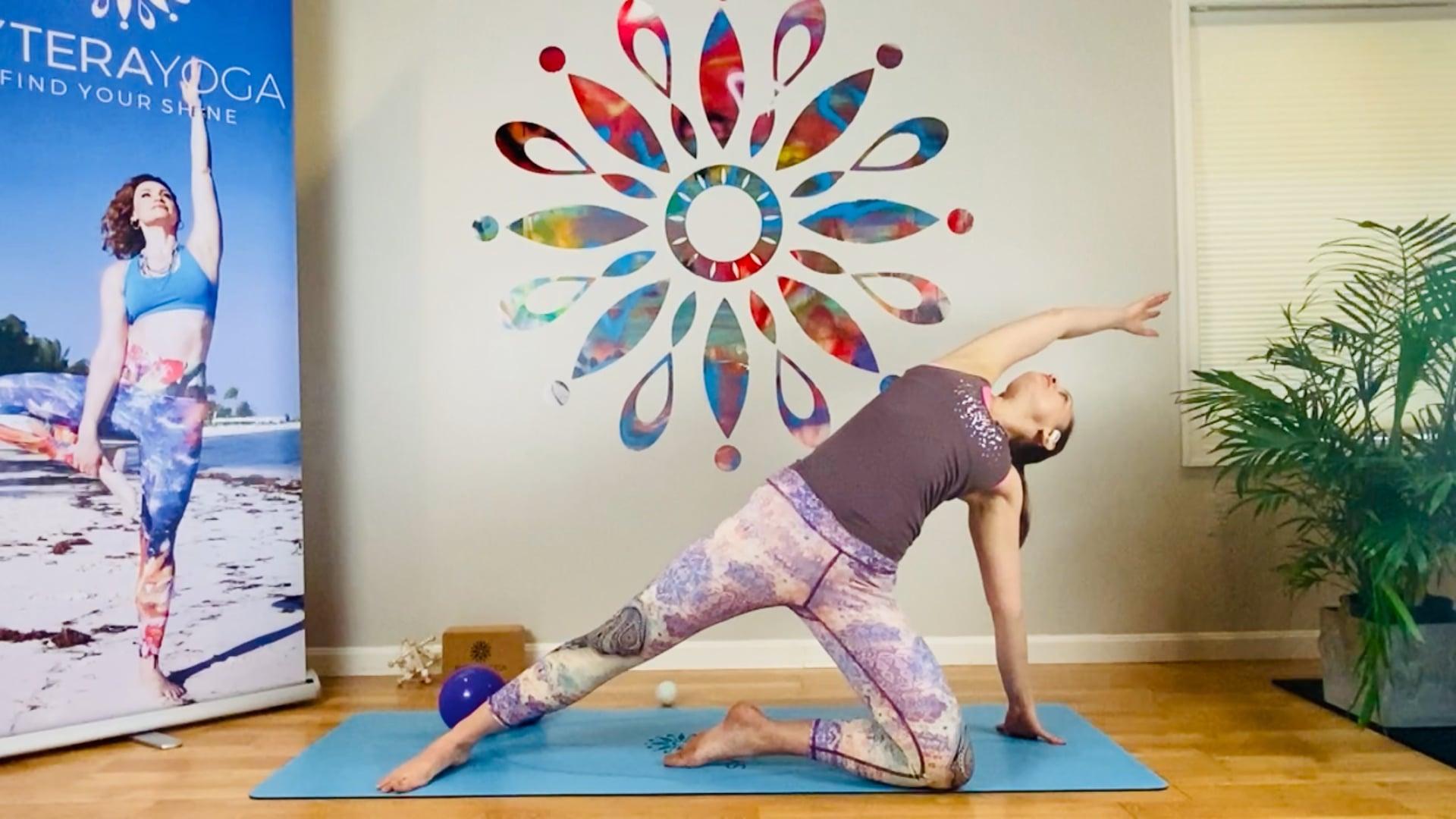 Nadi Method Shoulders & Neck 3-11-21 - 30 Minutes