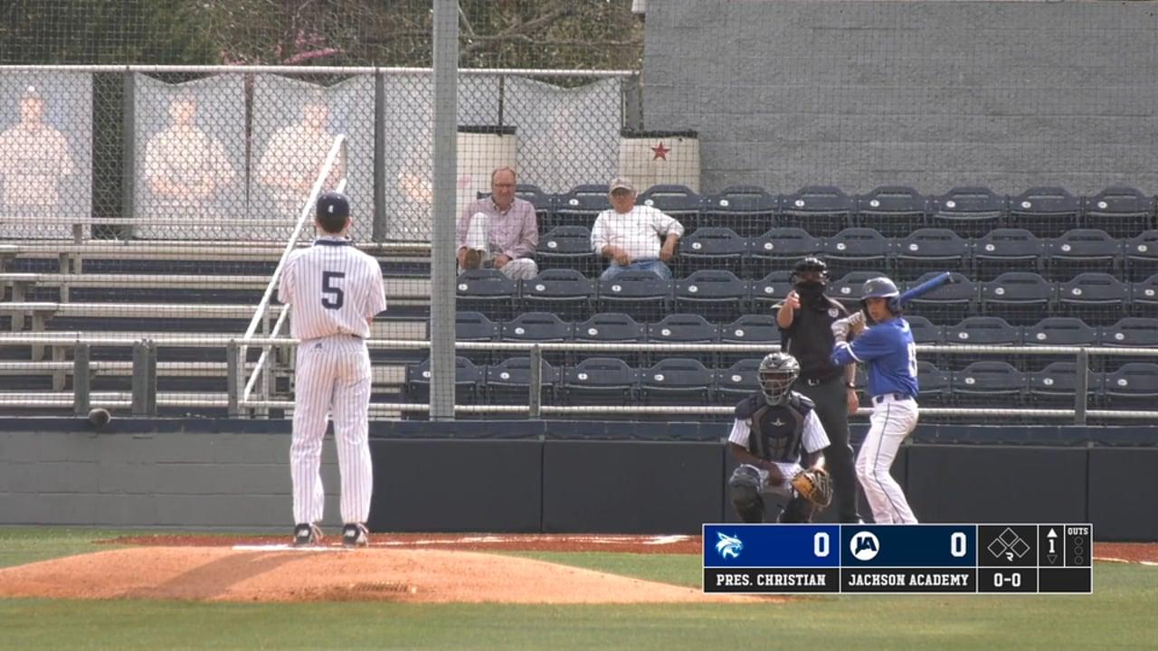 JV Baseball vs PCS - 03-22-21