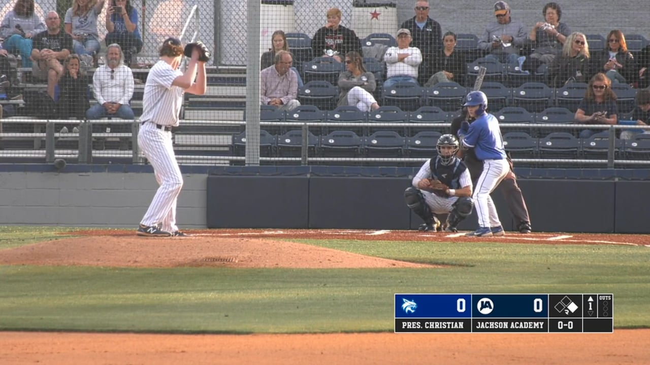 Varsity Baseball vs PCS - 03-22-21