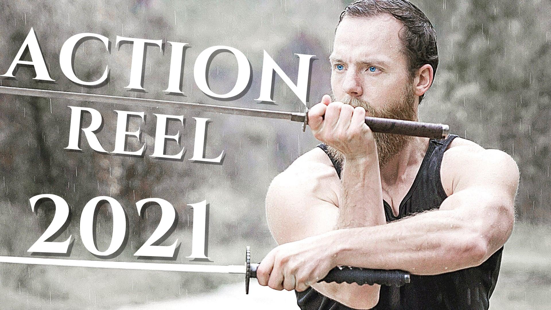 Action Reel 2021 - Aramis Merlin
