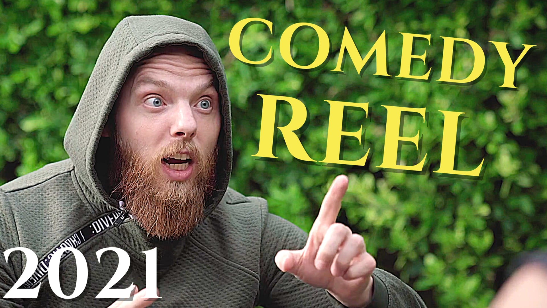 Comedy Reel - March 2021 - Aramis merlin