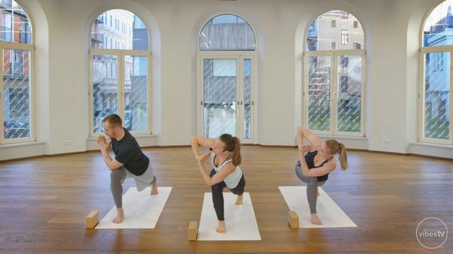 Yoga #40 Strength