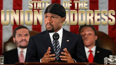 President Dion Delivers His State of the Union Address!