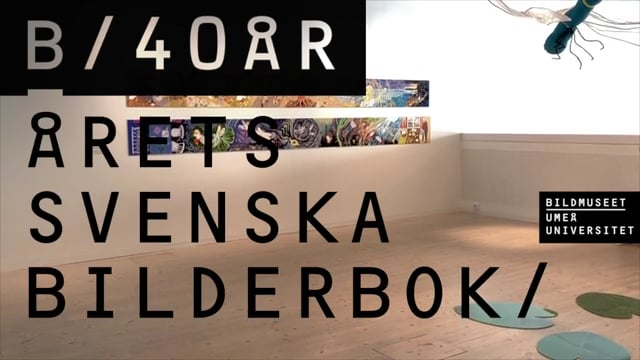 Film: Digital vernissage / Årets svenska bilderbok