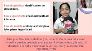 Procesos de acompañamiento pedagógico en el desarrollo de competencias lectoescritoras. Caso Institución Carlos Ramírez París, Municipio de Cúcuta.