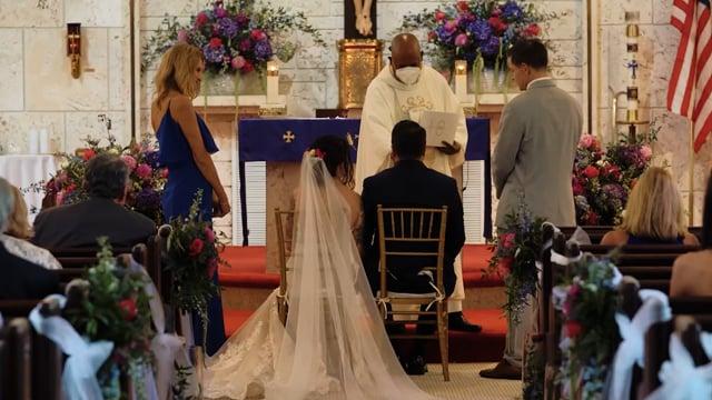 The O'Reilly's Highlight Wedding Film