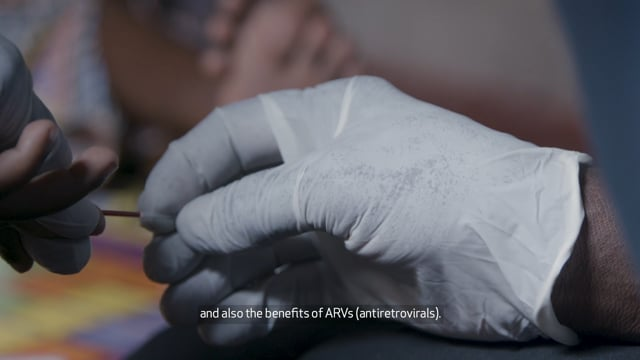 Leaving no family behind: Community HIV testing in Zambia