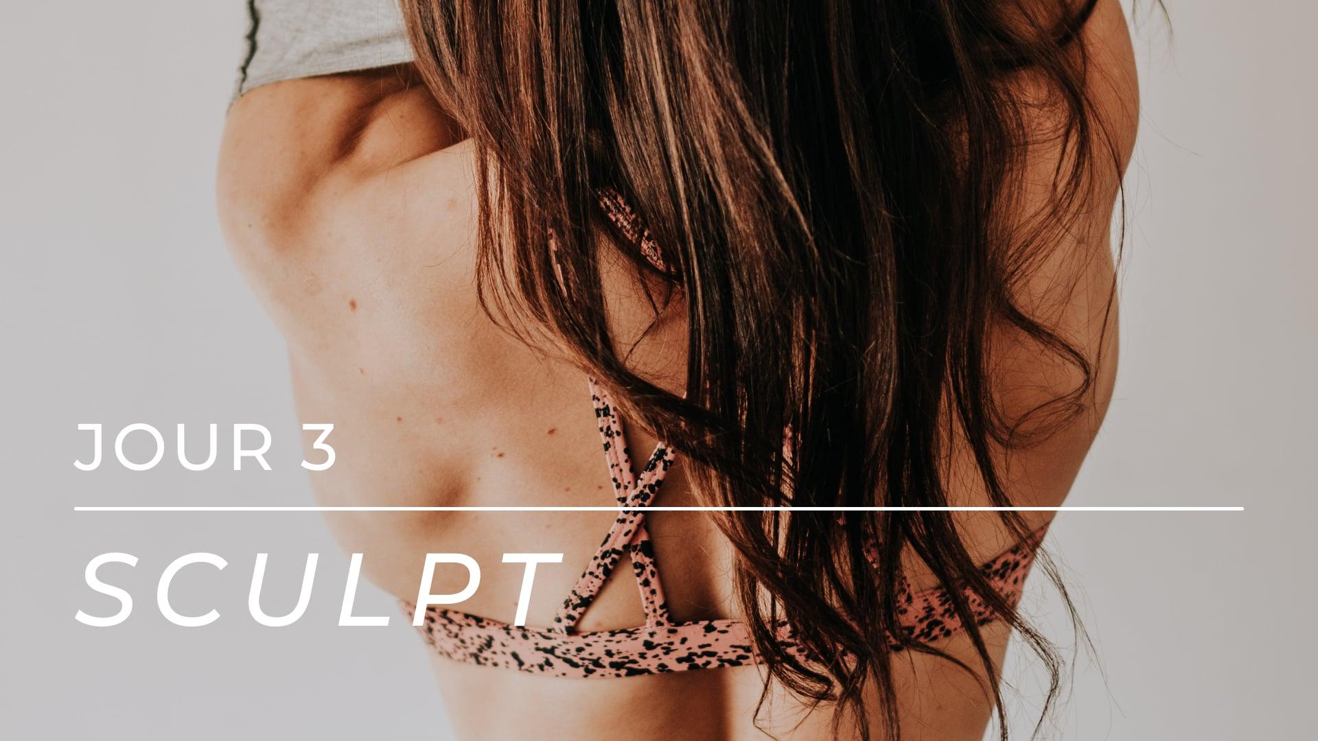 SCULPT - Jour 3