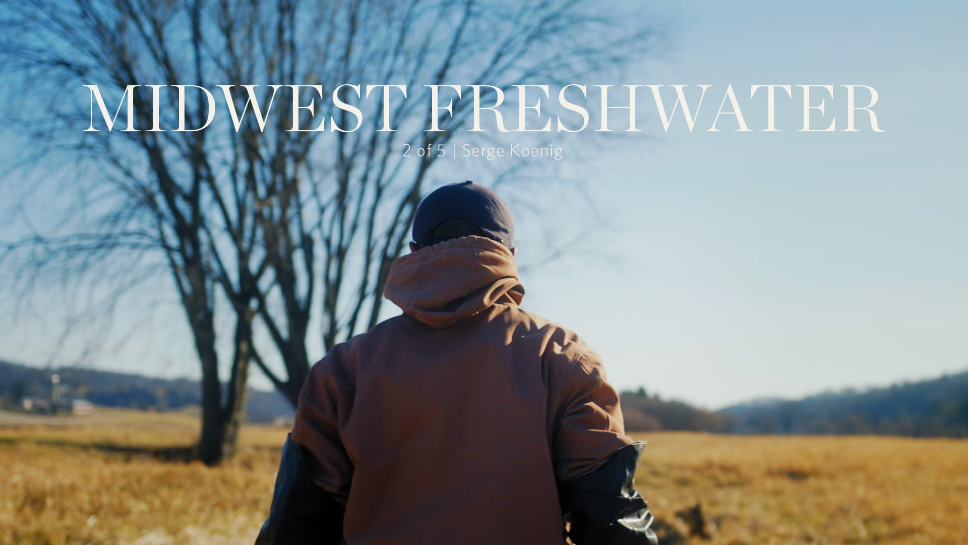 Midwest Freshwater | Serge Koenig