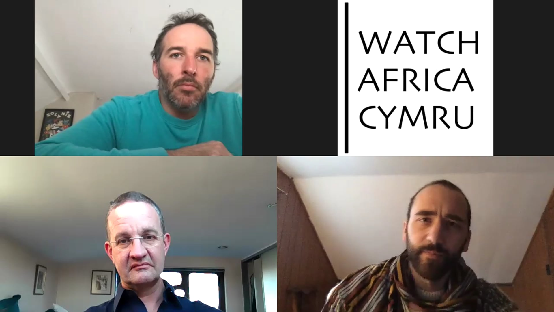 'Buganda Royal Music Revival' Q&A with Director Basile Koechlin joined by Patrick Kind and Kevin Price from Royal Welsh College of Music and Drama (RWCMD) and Chaired by Fadhili Maghiya