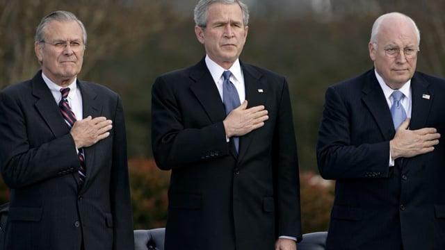 Bush-Cheney-Rumsfeld Guilty of War Crimes – Ambassador Joe Wilson's Last Interview pt2/6