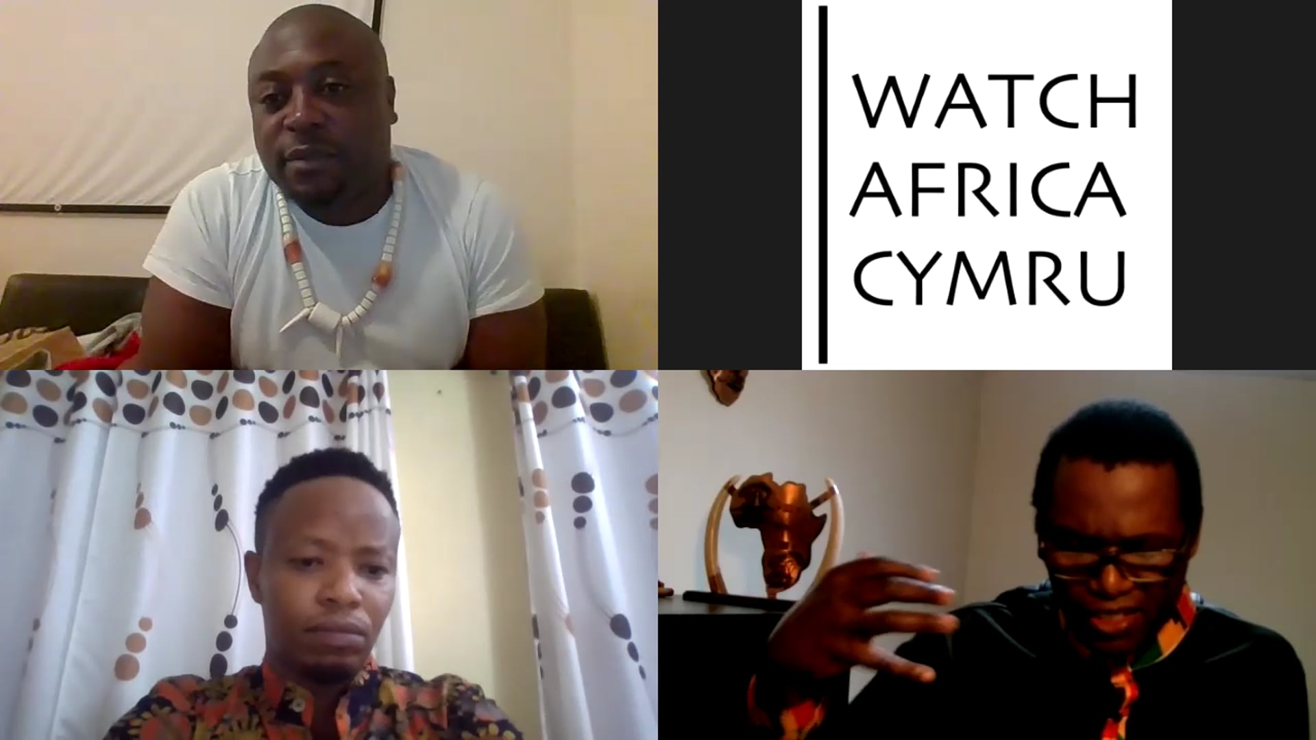'Wend Kuuni' Q&A with Eric Ngalle Charles, Bevin Magama annd Chaired by Fadhili Maghiya