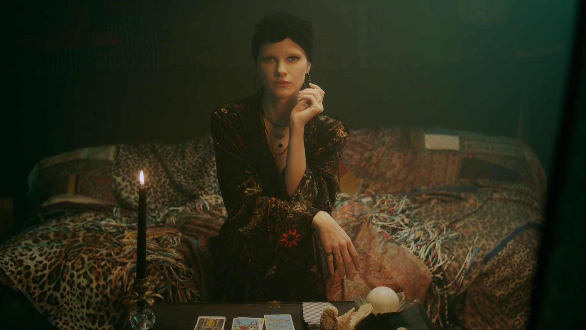 GINETTE NY - AJNA #1- The fortune teller instamovie