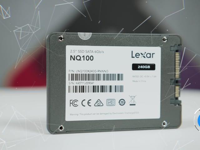 """Lexar 240GB 2,5"""" SATA SSD NQ100 - 602856 - zdjęcie 4"""