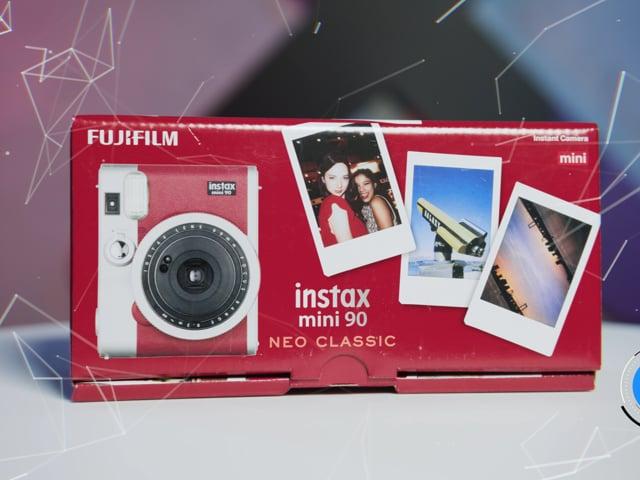 Fujifilm Instax Mini 90 czarny - 590384 - zdjęcie 5