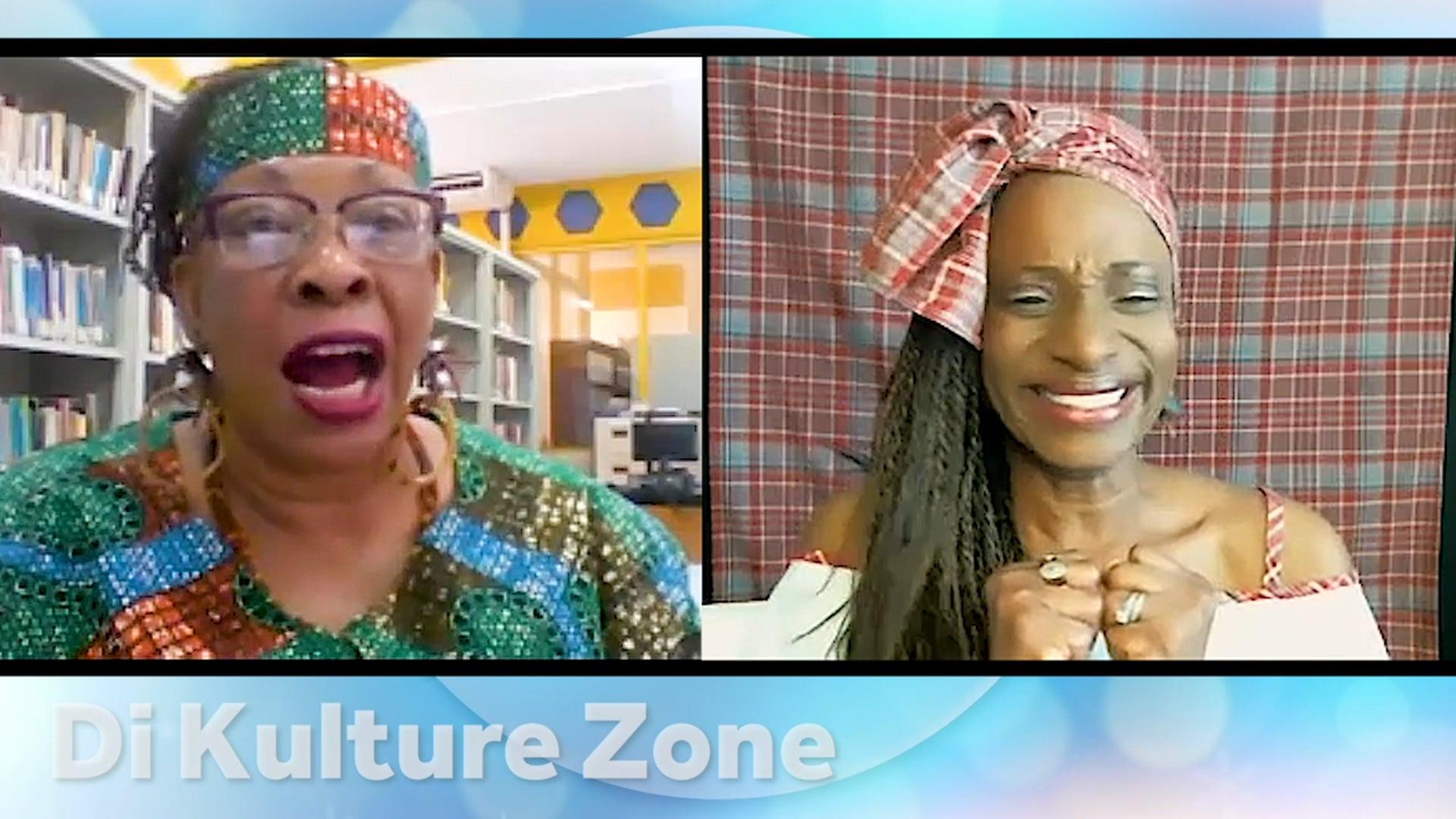 Kulture Zone Dr Amina Blackwood Meeks