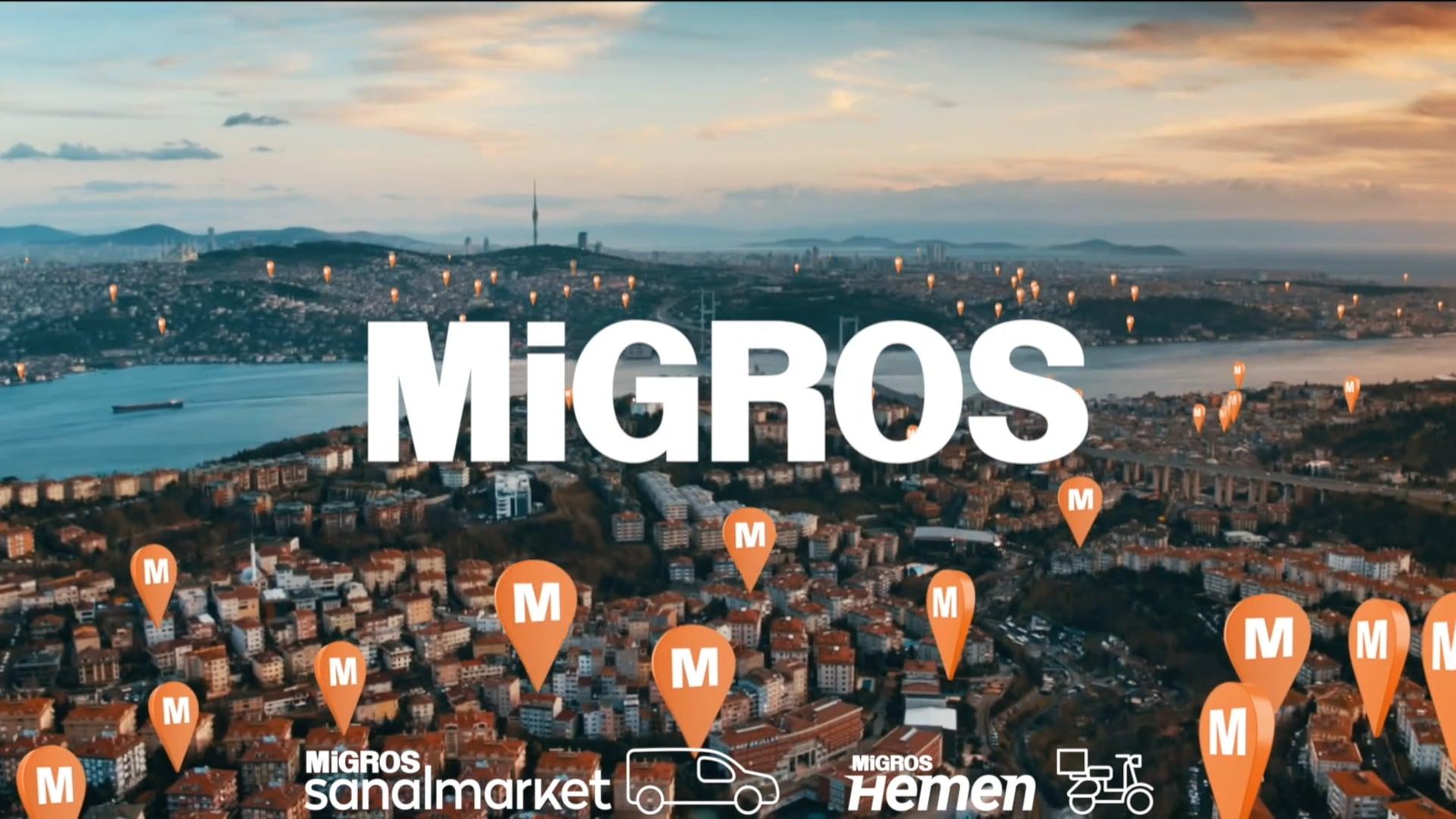 Migros - Her Yerde (DC)