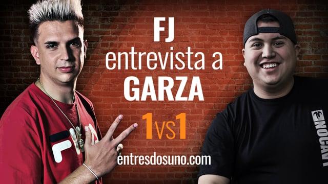1 vs 1 - Entrevista a Garza