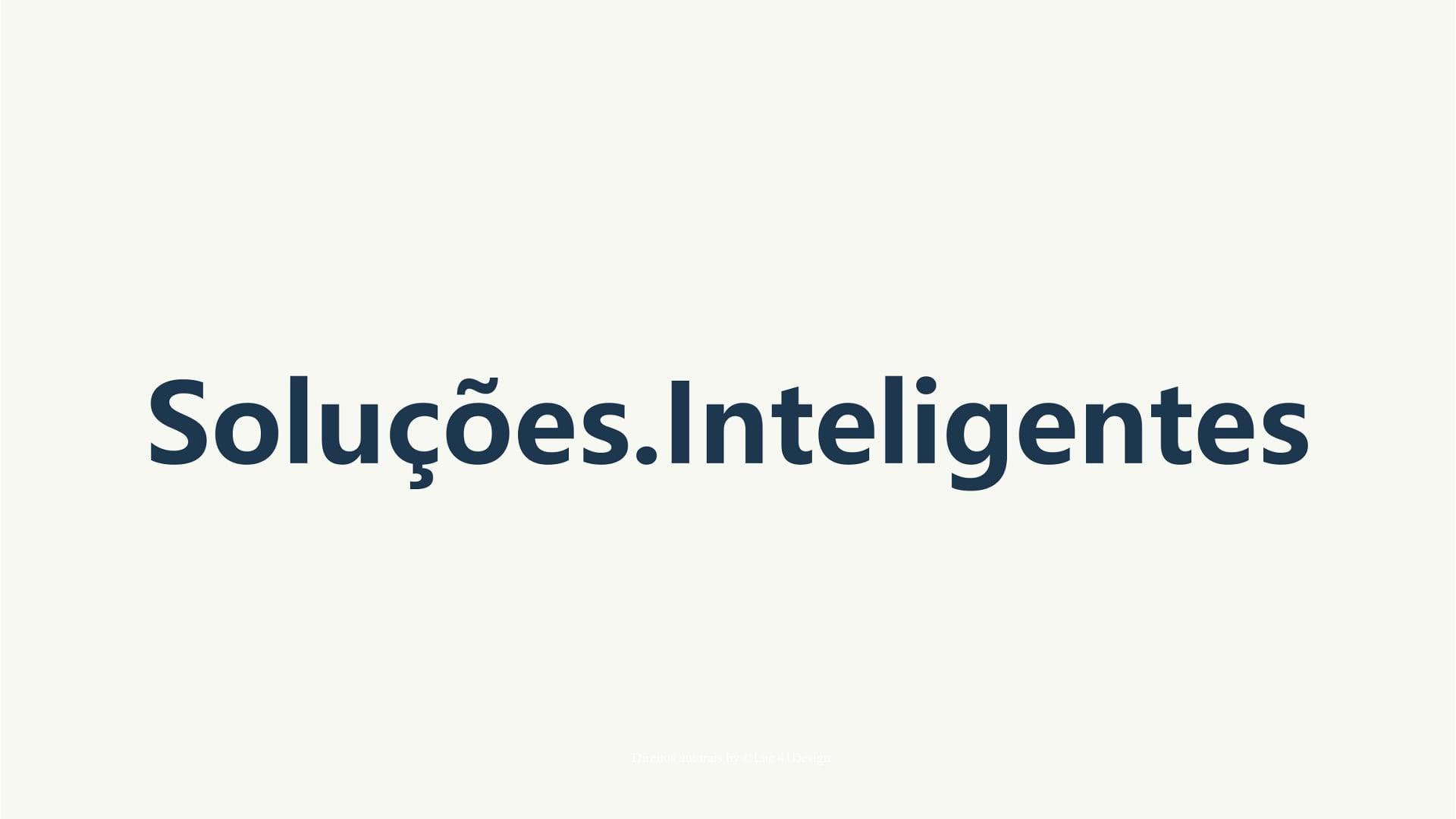 Empresa Soluções Inteligentes | Vídeo apresentação de produto pela Agência Síntese 2021.