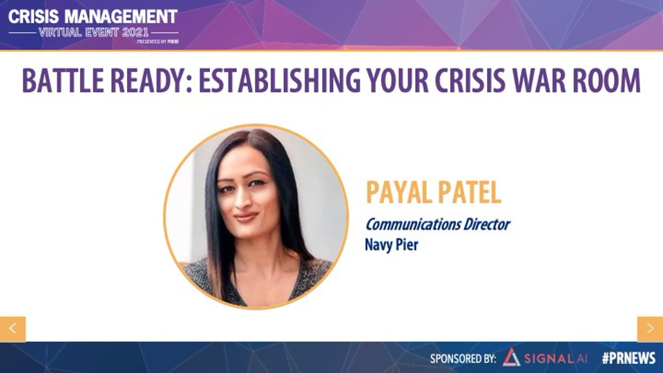 Battle Ready: Establishing Your Crisis War Room