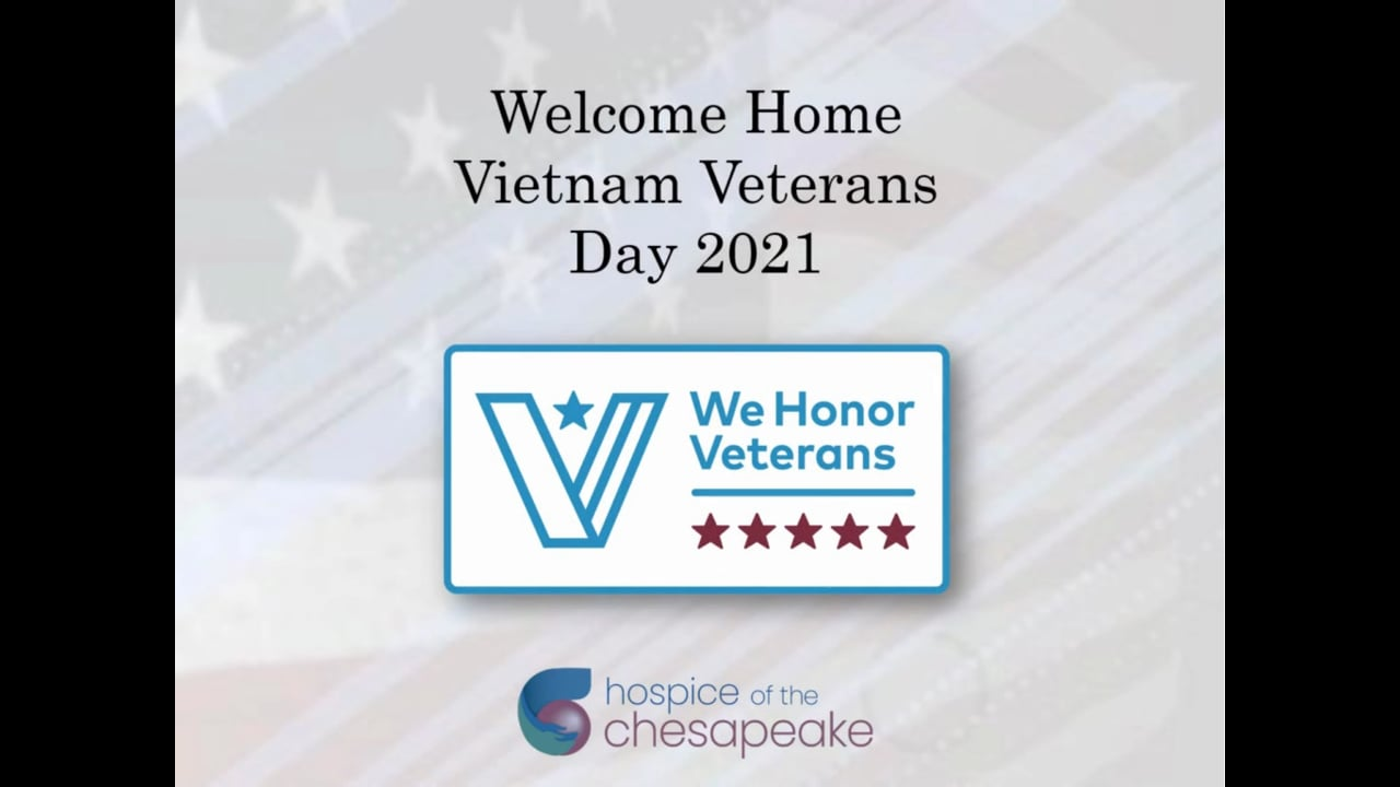 A look back at Welcome Home Vietnam Veterans Day celebrations