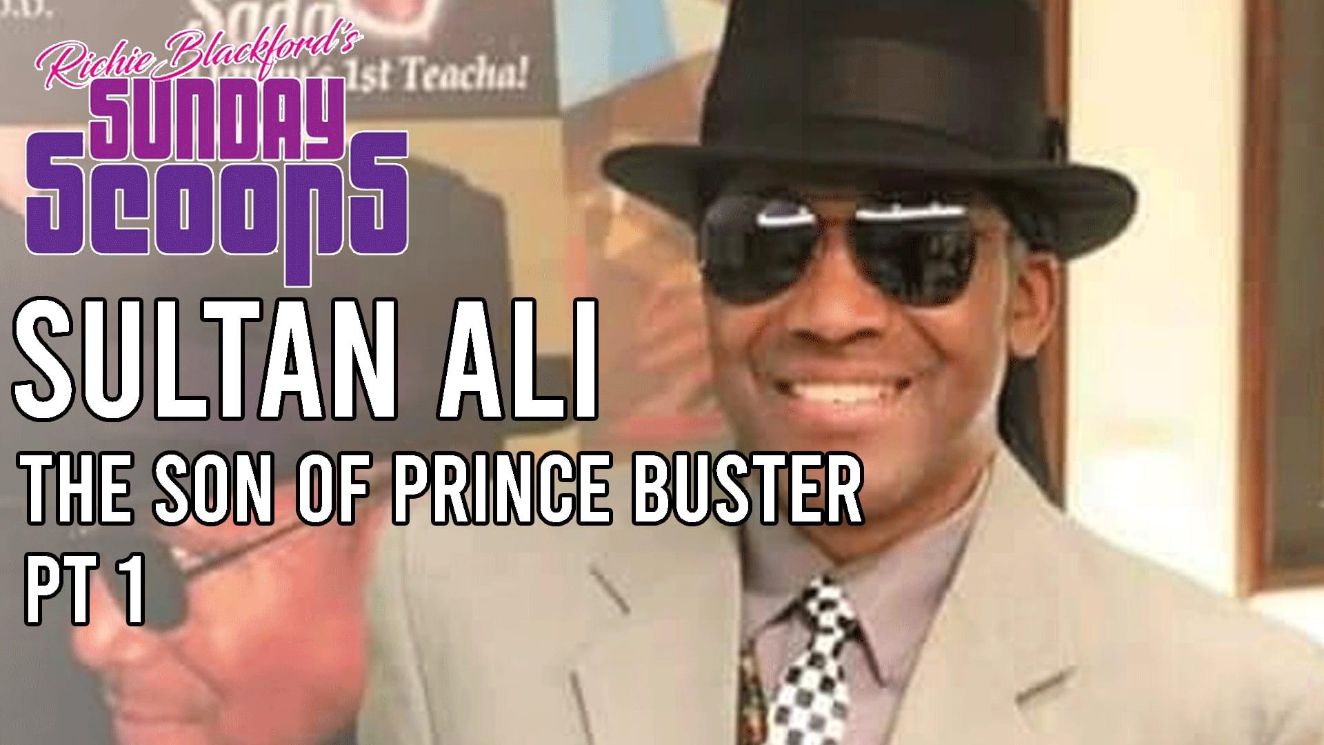 1 Sultain Ali - Prince Buster