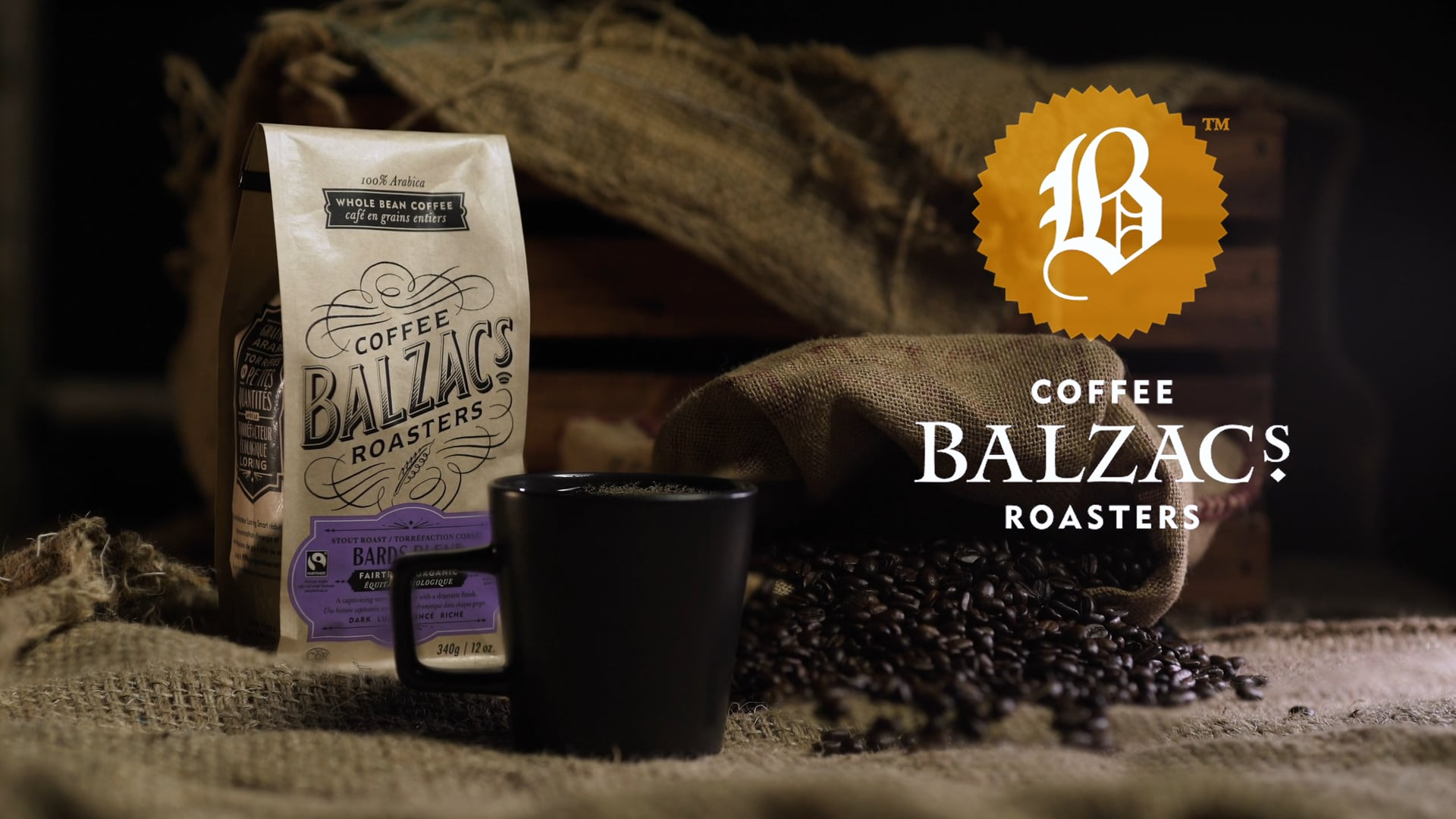 Balzac's Coffee Roasters (Commercial)