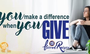 On April 19th, You Can Help People Know They Are Loved!