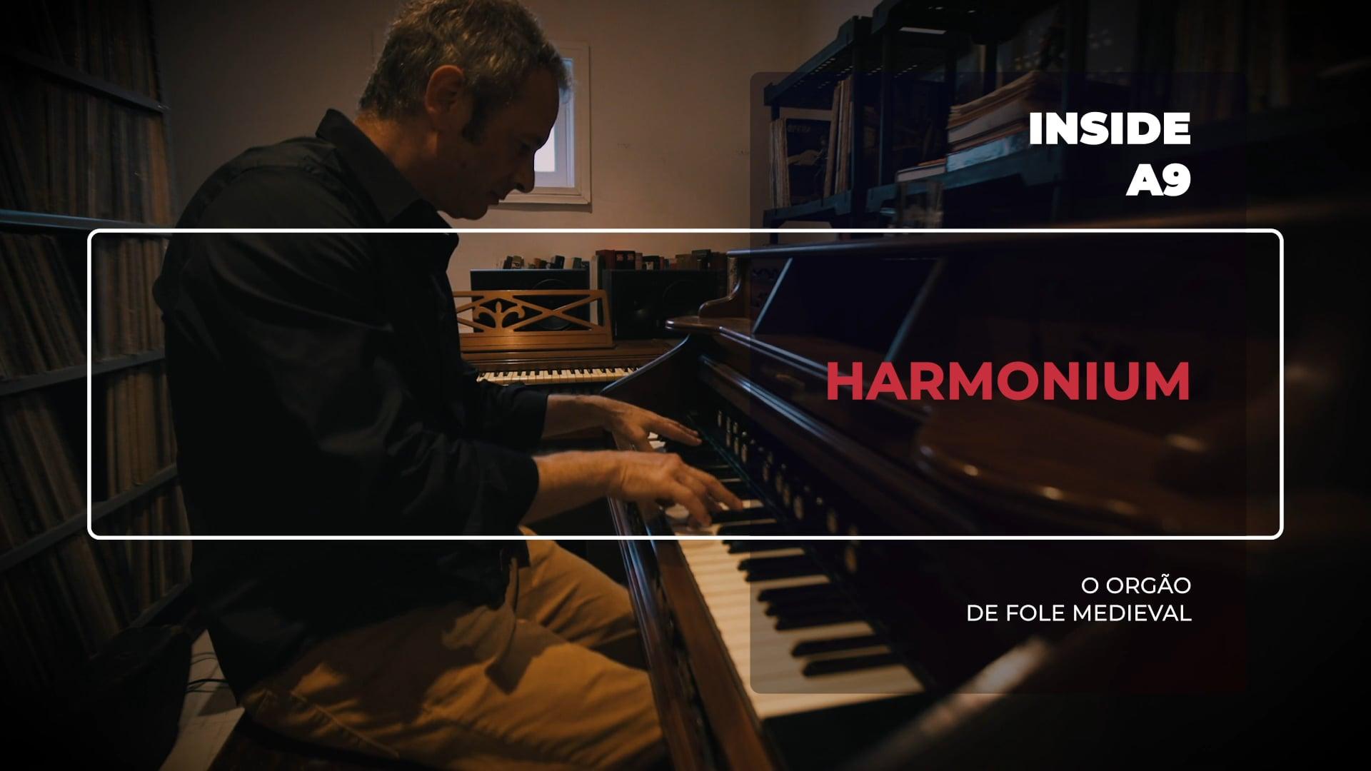Inside A9 | Harmonium