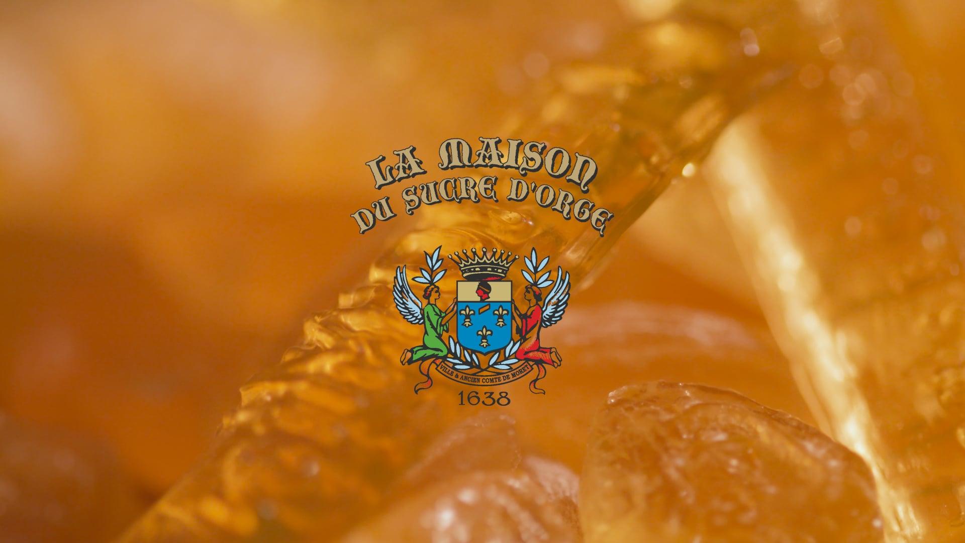 Des Lis Chocolat - Le Sucre d'Orge de Moret-sur-Loing