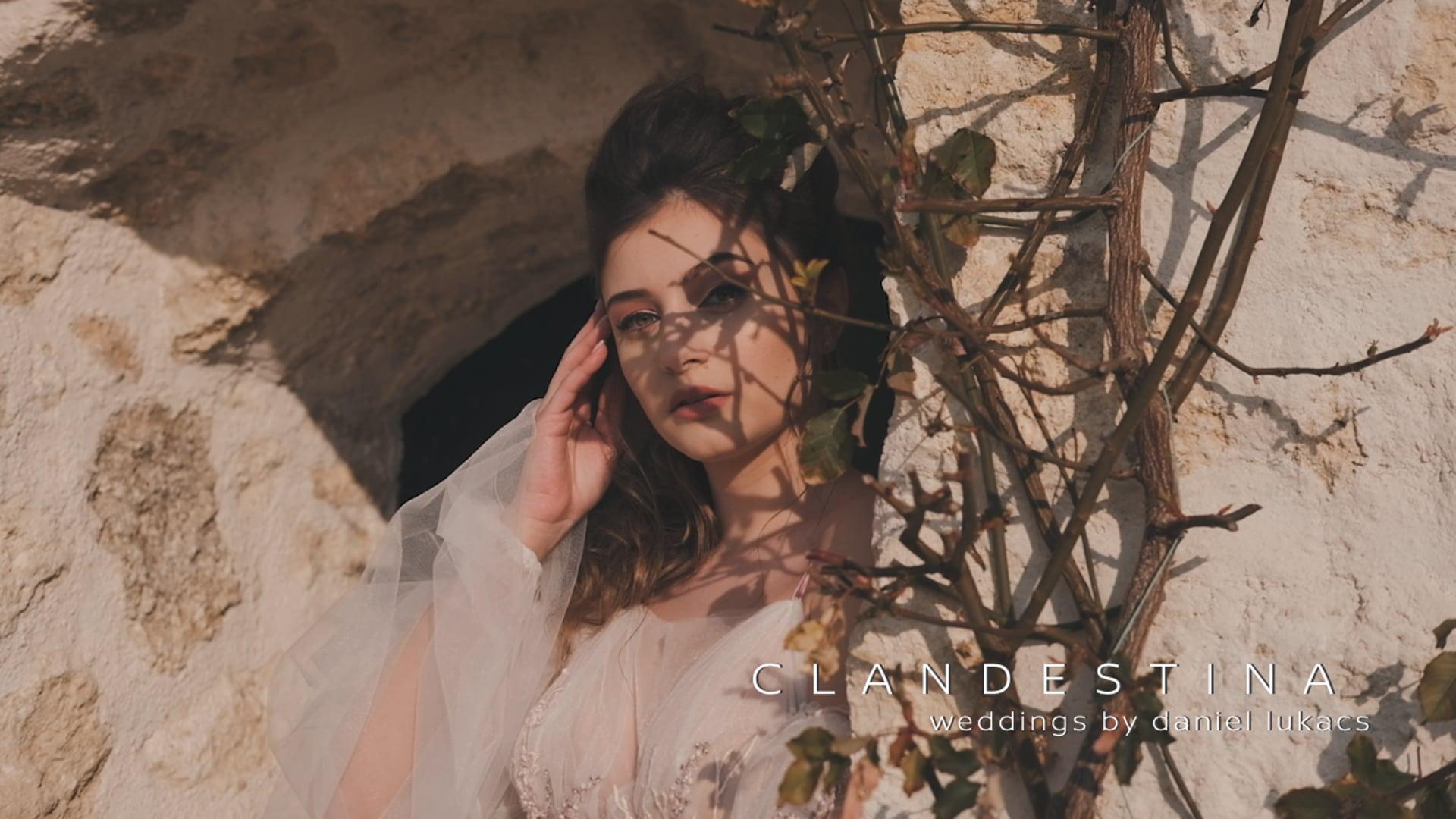 CLANDESTINA // Styled shoot
